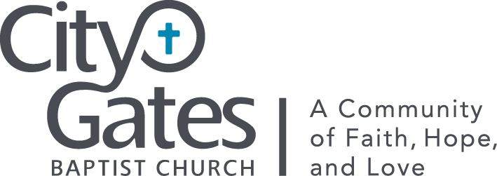 The website of City Gates Church Edinburgh